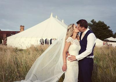 Keighley&Stevie, Marquee Wedding