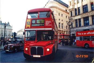 England - October 1998