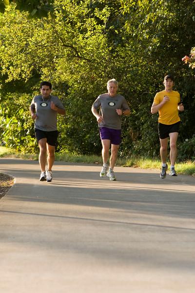 JHMT Training Run