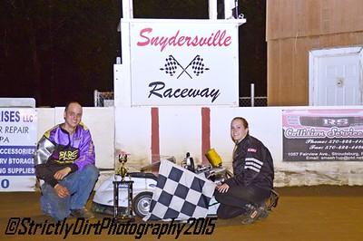 Snydersville Raceway 07.17.15