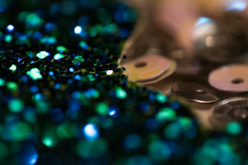 Mauka Makai // Beads & Glitter