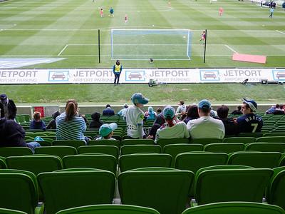 Melb City v Melb Vic WA-League v Wellington Phoenix A-League