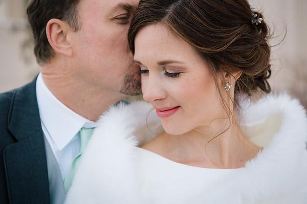 Rebekah and Ted Wedding