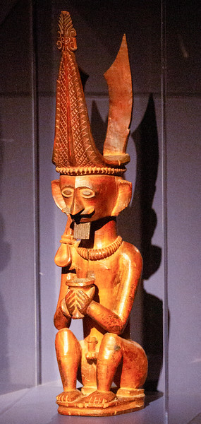 Nias peoples, Male ancestor figure