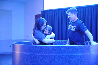 2017-01-29 - 11 a.m. Baptism