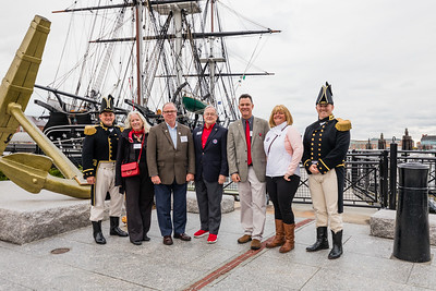 2019 October SAME Meeting USS Constitution