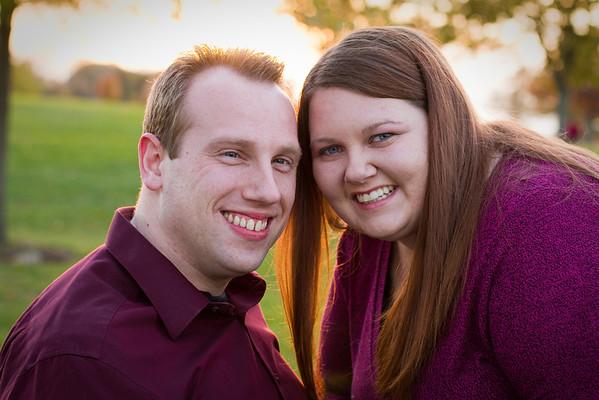 Jen and Erich, Engagement Shoot