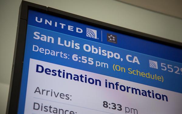 6-7-17 United Airlines San Luis Obispo Inaugural