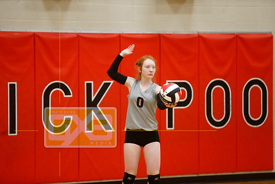 Kickapoo tny - Cashton vs Weston VB18