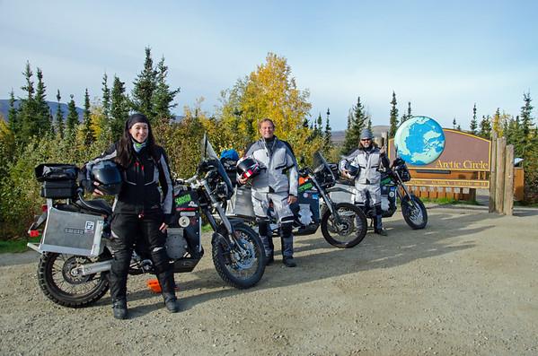 Sept 2016 -Arctic Circle - Dalton Hwy, Alaska