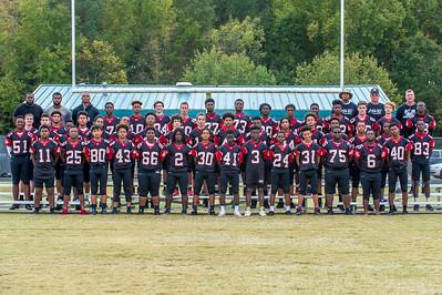 2016 BHS Football Team Photos