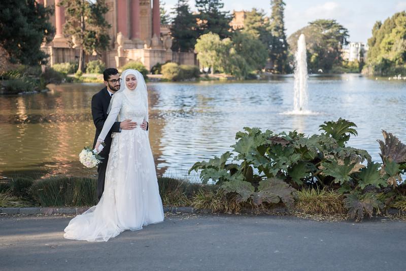 Sarah and Naser - wedding - Quick Look