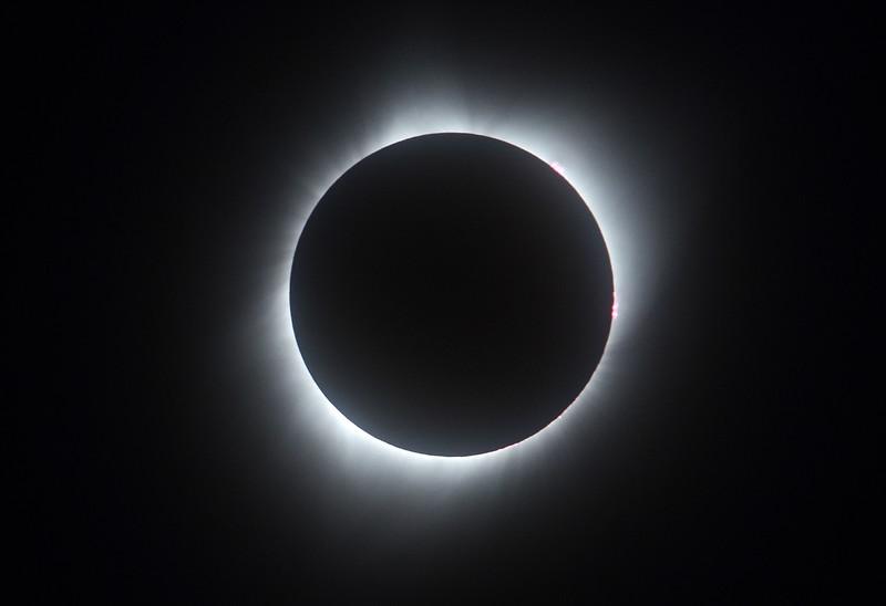 Solar Eclipse (Totality)
