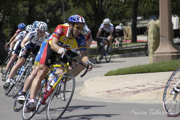 Texas State Criterium Championships - Cat 4,  May 31, 2004, Fort Worth, Texas