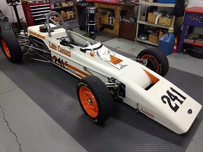 1969 Bobsy Formula Ford
