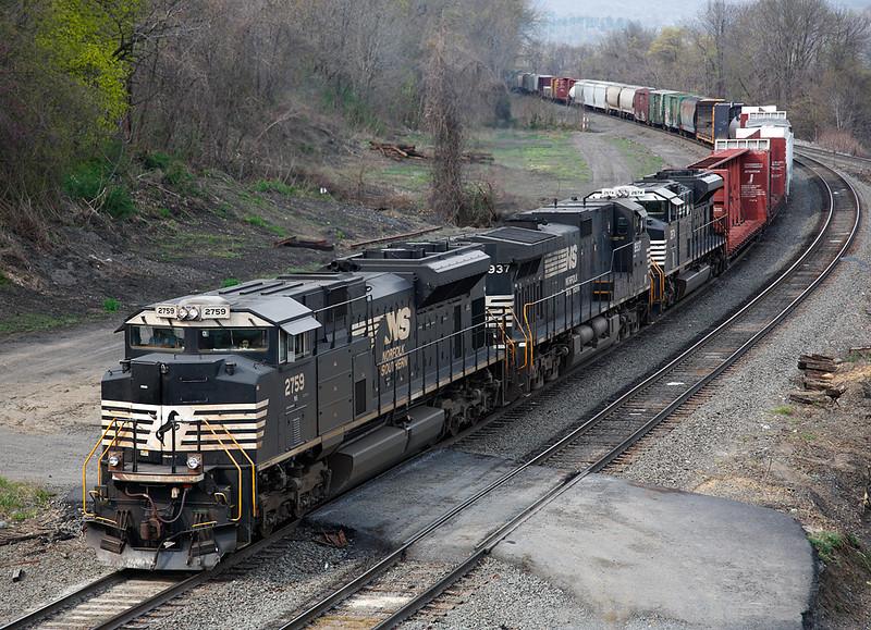 Norfolk Southern 2759 (SD70M-2) - Enola Yard (Harrisburg, PA)