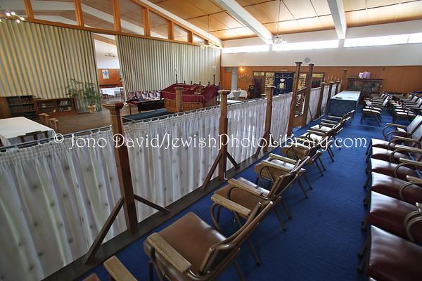 ZIMBABWE, Bulawayo. Bulawayo Hebrew Congregation (8.2012)