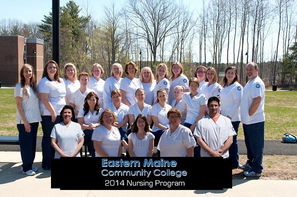 EMCC Nursing 2014