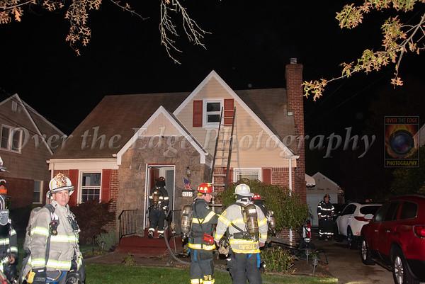 Baldwin House Fire 11/05/2020