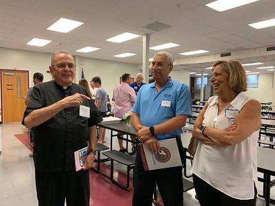 Parish Newcomers Ice Cream Social