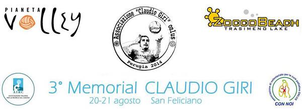 """3º Memorial """"Claudio Giri"""""""