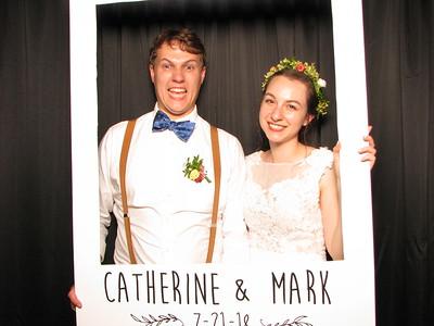 Catherine & Mark's Wedding
