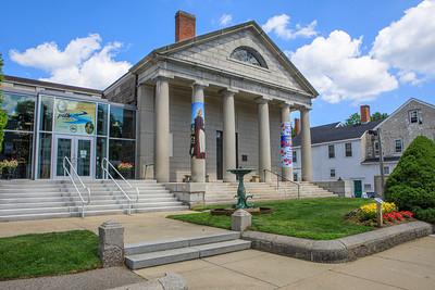Pilgrim Hall Museum Exteriors