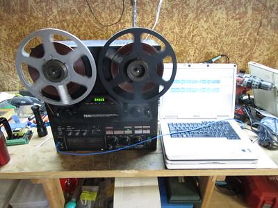 Teac X-2000R Tape Deck