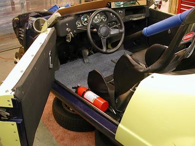 04-03-05 Racecar Preparation