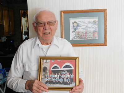 Codding clan shares a calling fighting fires in Medina