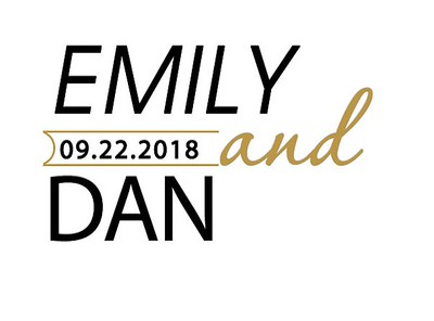 22-09-2018 ~ Emily and Dan Wedding