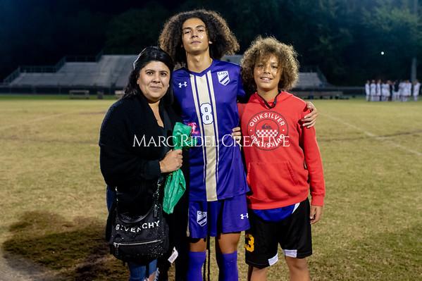 Broughton soccer senior night vs Leesville. October 21, 2019. D4S_8556