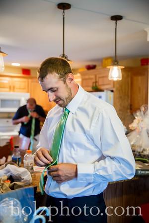 Patyon & Tyler Color Wedding Photos
