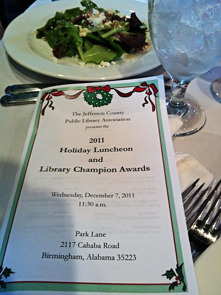 2011 Holiday Luncheon & Library Champion Awards.jpg