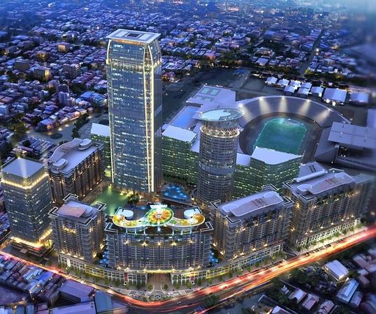 Olympia City Phnom Penh