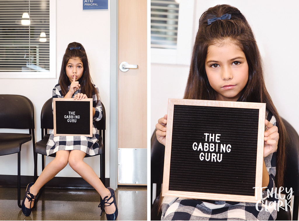 Kid's fashion editorial for Poster Child Magazine. Mugshots of kids at the principal's office. Photography by Tenley Clark.