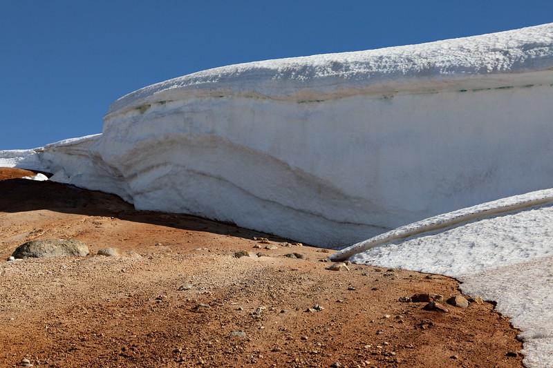 Krafla Extinct Volcano