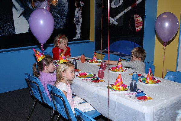 Isabella's Birthday Parties