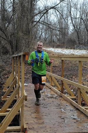 Seneca Creek Trail Marathon and 50K - McDermott
