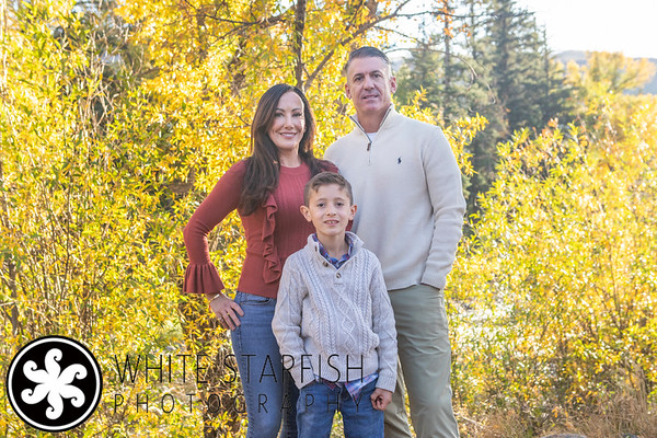Vail Family Photos - Miller Ranch Open Space - Landers