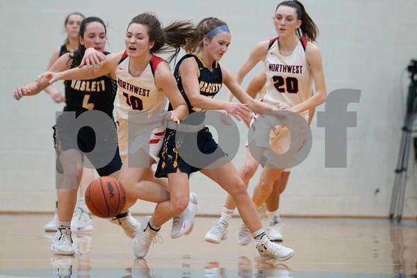 3-13-19 Northwest vs Haslett Regional Girls Basketball