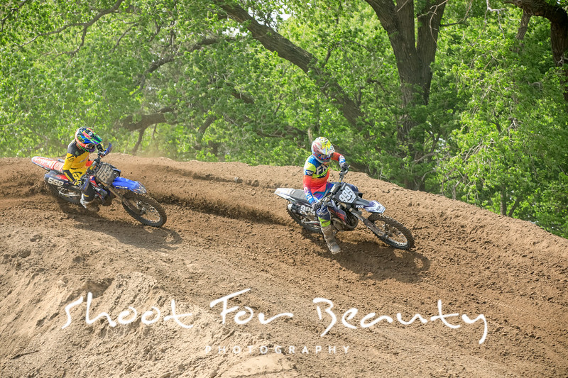 Rider Plate 9 - Saturday Race