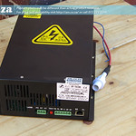 SKU: LC-POWER/100, 100W CO2 Laser Power Supply Unit for 100W/120W/130W CO2 Glass Laser Tube with Adjustable Current