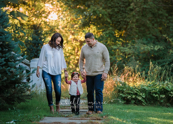 Russo Fall Family Session