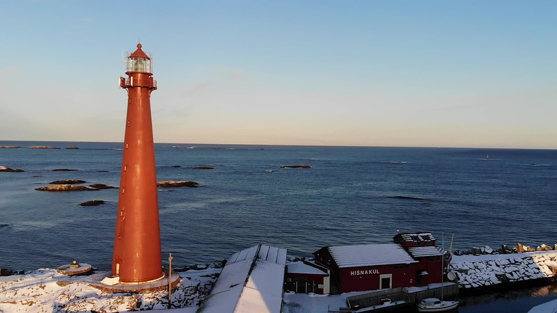 Lighthouse Andenes