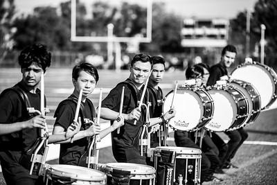 Percussion: SCPA - Colony
