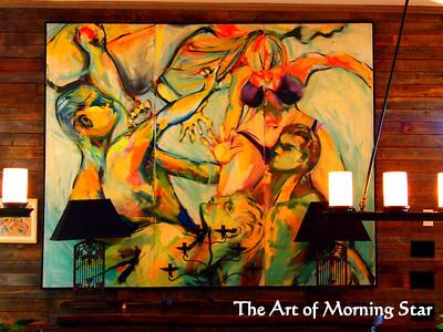 The ART of Morning Star