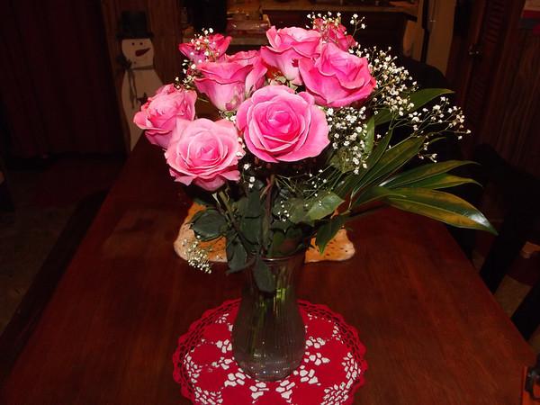 Ann Marie's Valintine's Day Flowers