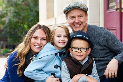 Swanson Family Fall 2018