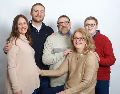 John Earl and  Family